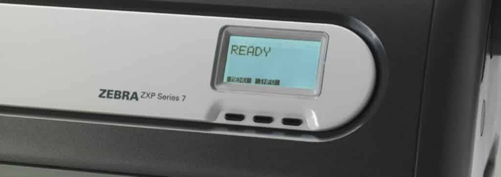 Impresora de tarjetas PVC doble cara