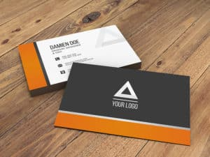 diseño tarjeta personalizada