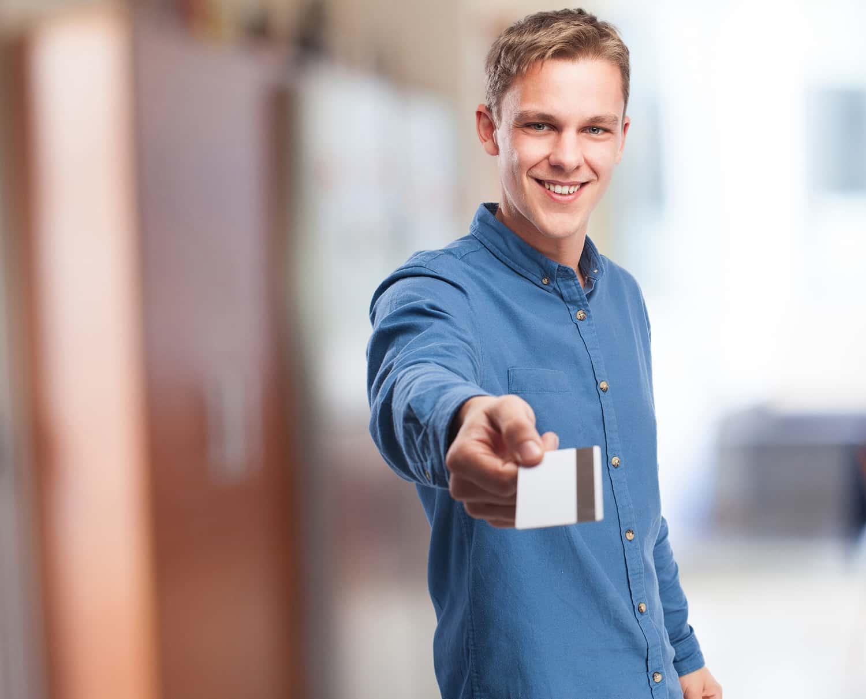 Impresora de credenciales PVC