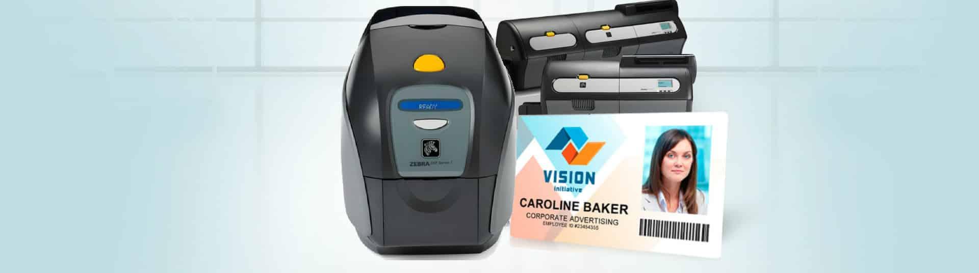 impresora de credenciales laborales