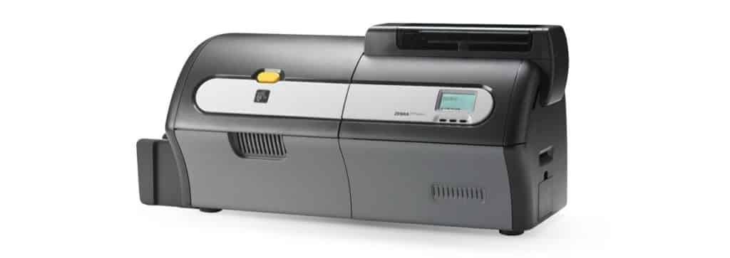 impresora Zebra para credenciales - Impresora Zebra Series 7
