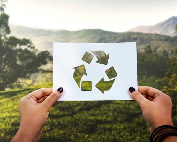 reciclar tarjetas de plástico