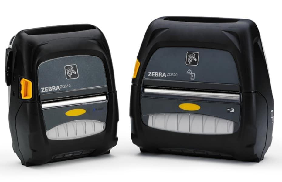 impresora de etiquetas modelo zebra zq500