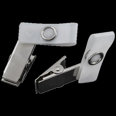 Clip Caimán Plastikko para gafete