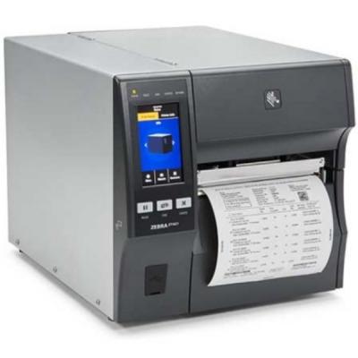 impresora de etiquetas modelo zt400 plastikko