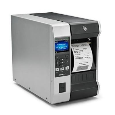 impresora de etiquetas modelo zt600 plastikko