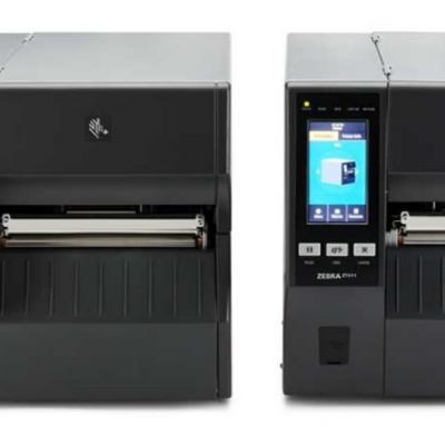 impresora de etiquetas modelo zebra zt400