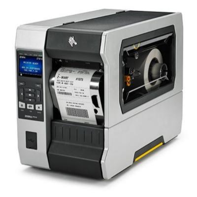 impresora de etiquetas modelo zebra zt600