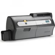 impresora de tarjetas plastikko modelo zebra zxp series 7