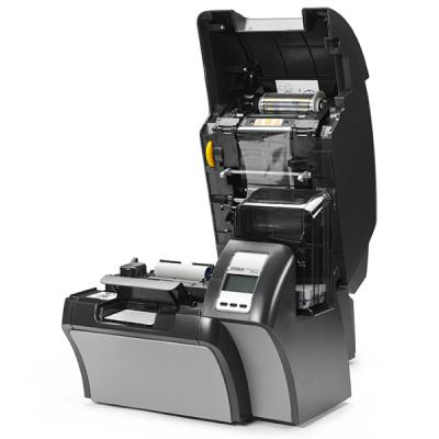 impresoras de credenciales zebra modelo zxp9 plastikko