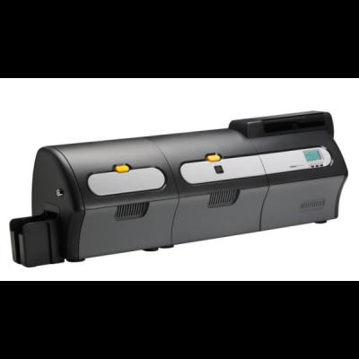 impresoras de tarjetas zebra ofrece plastikko modelo zxp7