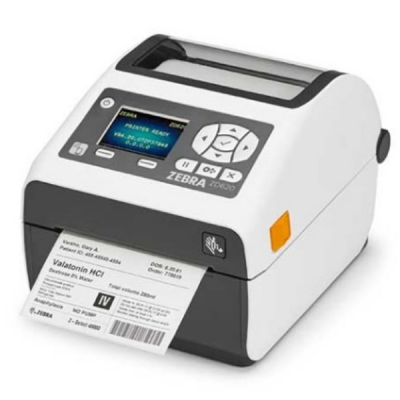 plastikko ofrece etiquetadora modelo zd620 zebra