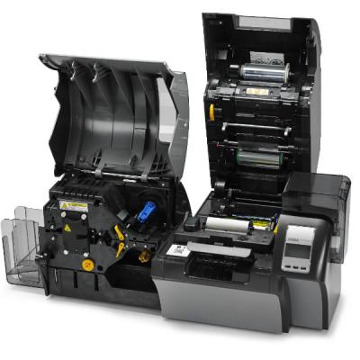 plastikko ofrece impresoras de credenciales zebra modelo zxp9 plastikko ofrece