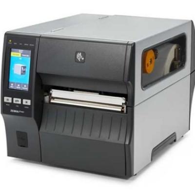 plastikko ofrece impresoras de etiquetas modelo zt400