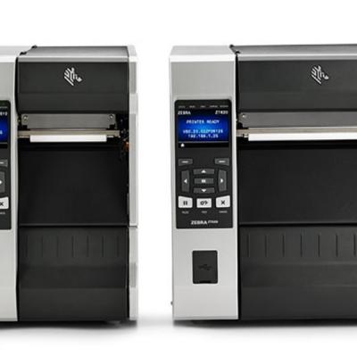 plastikko ofrece impresoras de etiquetas modelo zt600