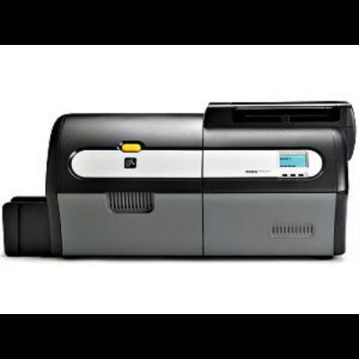 plastikko ofrece impresoras de tarjetas modelo zxp7 zebra