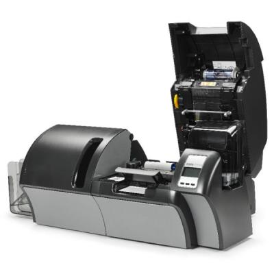 plastikko ofrece varios modelos de impresoras zebra modelo zxp serie 9