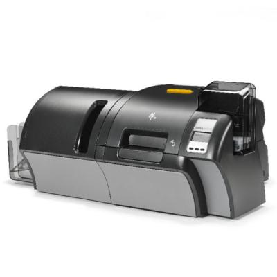 zxp9 lamanator impresoras de credenciales plastikko zebra